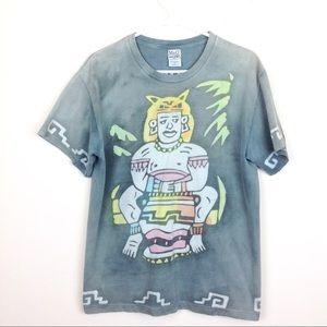 Men's Graphic T Shirt M